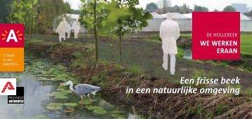 Hollebeek infowaaier onderhoud beek ( pdf ) - Stad Antwerpen