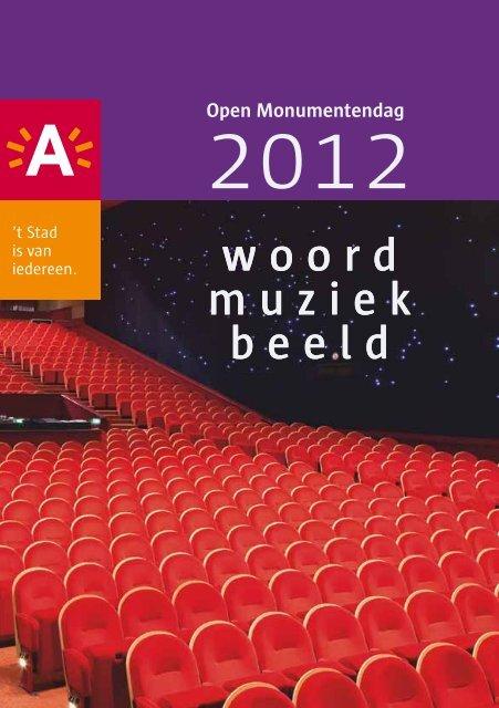 brochure OMD 2012 ( pdf ) - Antwerpen.be