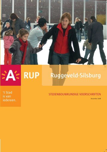 Voorschriften RUP Ruggeveld-Silsburg ( pdf ) (3 ... - Stad Antwerpen