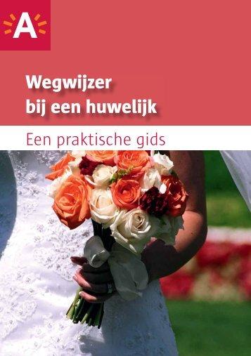Wegwijzer bij een huwelijk ( pdf ) (0,22 Mb) - Stad Antwerpen