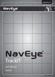 TrackIT bruksanvisning - Aqualiv
