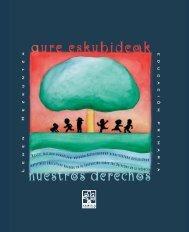 gure eskubideak nuestros derechos - Ararteko