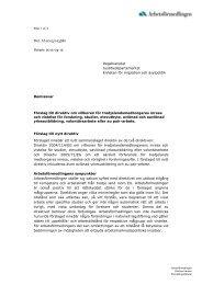 Förslag till direktiv om villkoren för tredjelandsmedborgares inresa ...