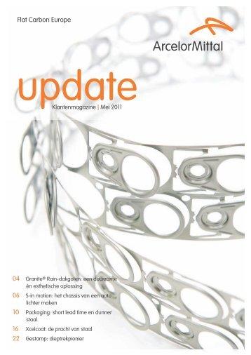 NL update mei 2011.indd - ArcelorMittal