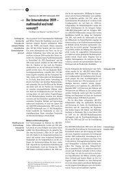 Der Internetnutzer 2009 - ARD - ZDF Onlinestudie