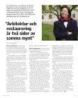 ARKITEKTEN - Sveriges Arkitekter - Page 5
