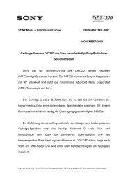 Datenblatt Deutsch - Arp