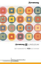 LINOLEUM - Armstrong