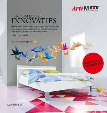 INNOVATIES - Arte M making rooms