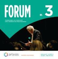 Forum 3, januari - februari, jaargang 19 - Artesis