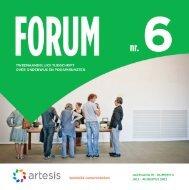 Forum 6, juli - augustus, jaargang 19 - Artesis