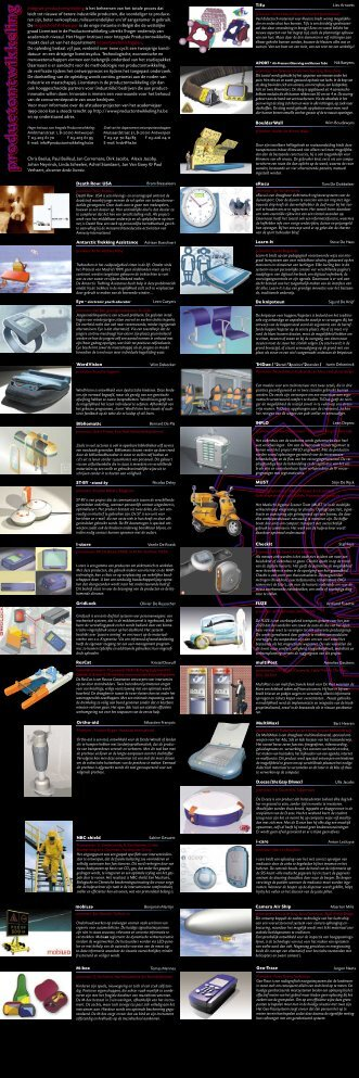 folder te downloaden als pdf - Artesis