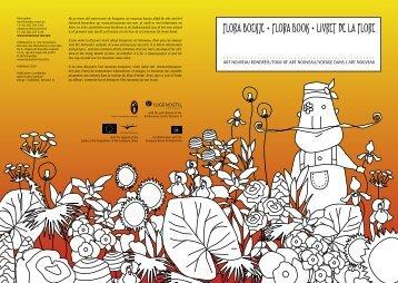 flora boekje • flora book • livret de la flore - Art Nouveau Network