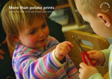 More than potato prints [PDF 451.9 KB] - Arts Council England
