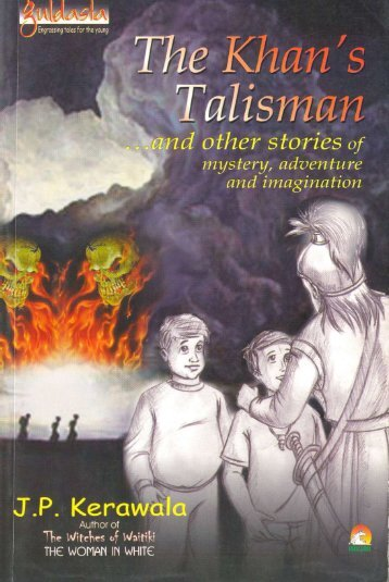 2. The Khan's Talisman & Other Stories - Arvind Gupta