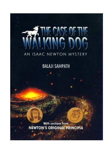 the case of a walking dog balaji sampath - Arvind Gupta