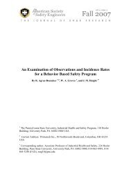 An Examination of Observations and Incidence Rates for - American ...