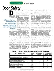 article - American Society of Safety Engineers
