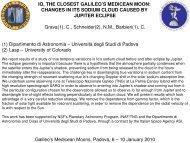 Grava - Dipartimento di Fisica e Astronomia - Università degli Studi ...