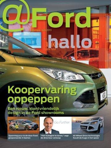 Koopervaring oppeppen - Ford Online