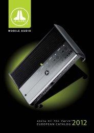 EUROPEAN CATALOG - Audio Design GmbH