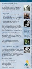 Berthold Brecht - Augsburg Tourismus - Seite 7