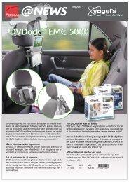 DVDock EMC 5000 - Aurora Group Danmark A/S