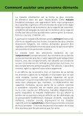 Comment assister une personne démente - Ausl - Page 3