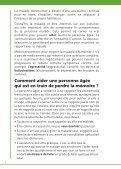 Comment assister une personne démente - Ausl - Page 4