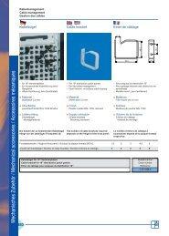 Mechanisches Zubehör / Mechanical accessories / Accessoires ...