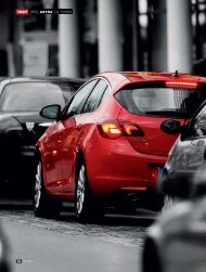 TEST OPEL ASTRA 1,6 TURBO - Auto, Motor & Sport