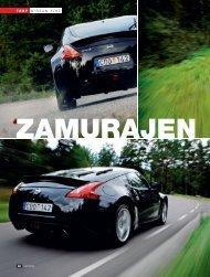 TEST NISSAN 370Z - Auto Motor & Sport