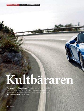 Kultbäraren - Auto, Motor & Sport