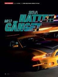 provkörning nissan gt-r och ford mustang shelby gt640 - Auto, Motor ...