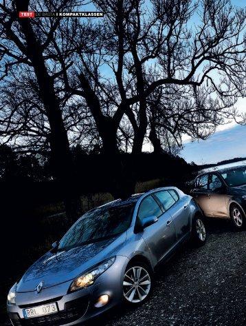 TEST DE BÄSTA I KOMPAKTKLASSEN - Auto Motor & Sport