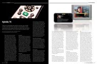 Klik hier om dit hele artikel te lezen (PDF) - AV & Entertainment