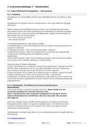 4. Leveransavtalsbilaga 4 – Tjänsteutbud - Avropa.se