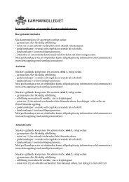 Kompetenskrav Personaluthyrning - Avropa.se