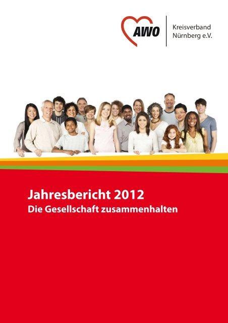 Jahresbericht 2012 - AWO Kreisverband Nürnberg e. V.