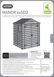 MANOR 6x5DD - Azalp