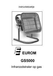 EUROM GS5000 - Azalp