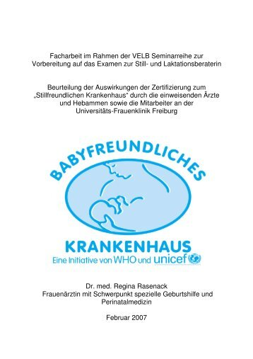 Download Facharbeit - babyfreundlich.org: Startseite