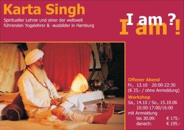 Karta Singh - ARDAS