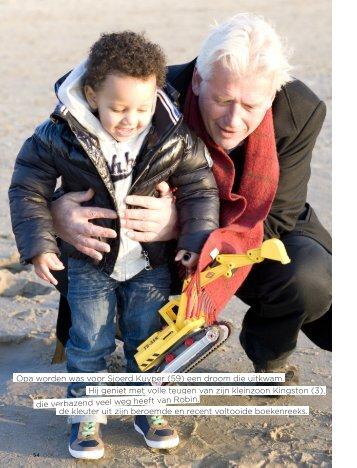 Opa worden was voor Sjoerd Kuyper (59) een ... - Bas Maliepaard