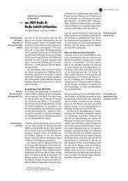 ma 2005 Radio II - SPD-Landtagsfraktion Bayern