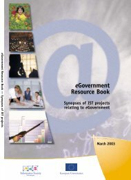 eGovernment Resource Book - Ajuntament de Barcelona