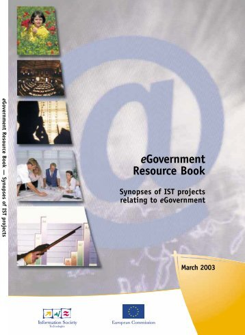 eGovernment Resource Book - Ajuntament de Barcelona