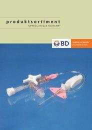 kompletta produktkatalogen - BD