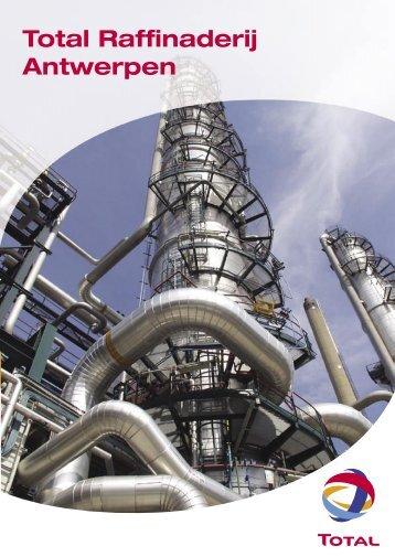 Total Raffinaderij Antwerpen - Total in Belgium