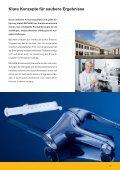 Spezialschmierstoffe für die Armaturenindustrie - Carl Bechem GmbH - Seite 3